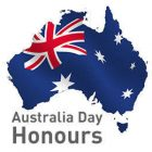 Australia Day Honours for ASBMB members