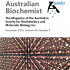 The December 2019 Australian Biochemist magazine is now online
